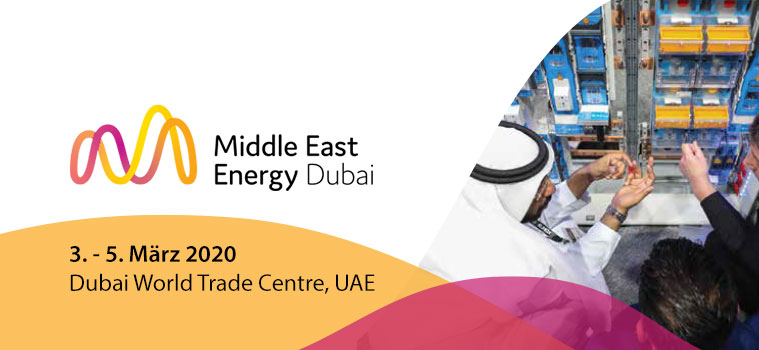 » Messe Middle East 2020